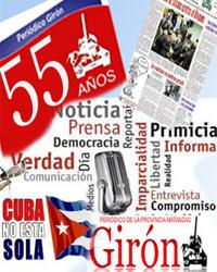 55  Aniversario Girón periódico