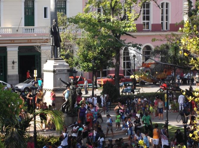 Parque de La Libertad, Matanzas
